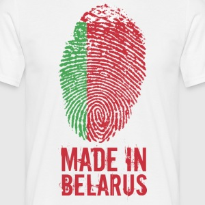 Made In Belarus / Belarus / Беларусь - T-shirt Homme