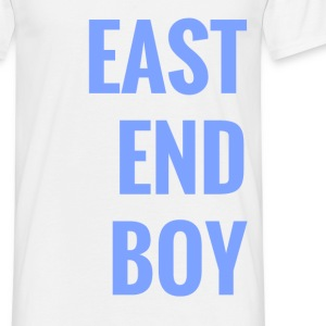 East End pojke - T-shirt herr