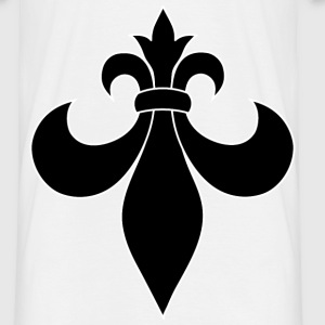 French lily - Men's T-Shirt