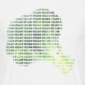 vegan - Men's T-Shirt