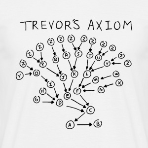 Trevor Axiom - T-shirt Homme
