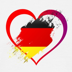 I love Germany - Men's T-Shirt