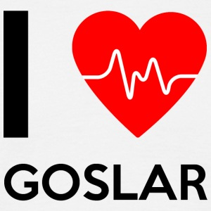 I Love Goslar - I Love Goslar - T-skjorte for menn