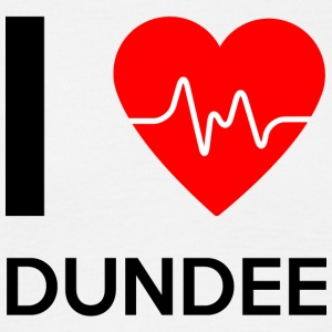 I Love Dundee - I Love Dundee - Men's T-Shirt