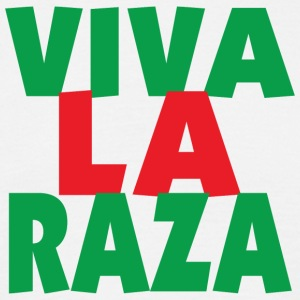 VIVA LA RAZA - Men's T-Shirt