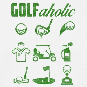 GOLF - Herre-T-shirt