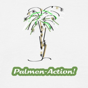 Palm tree - Men's T-Shirt