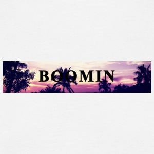 boomin palm - T-skjorte for menn