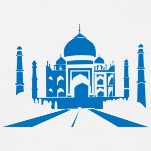 Tajmahal - Men's T-Shirt