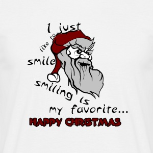 Sad Santa - Men's T-Shirt