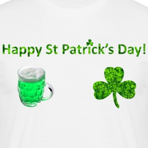 Happy Day St Patricks - T-shirt Homme