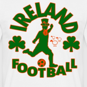 Ireland Football - Mannen T-shirt
