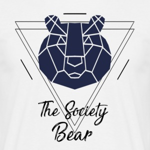 The company bear - Men's T-Shirt