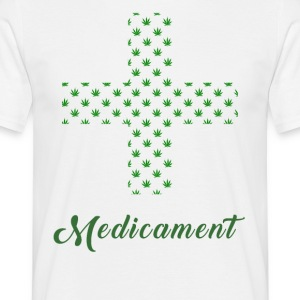 medicated 2,0 - T-shirt herr
