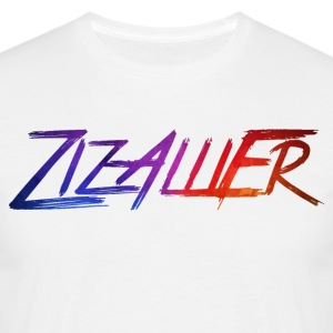 rainbow ZizAlliEr - Men's T-Shirt