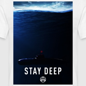 Hold Deep T-shirt - Herre-T-shirt