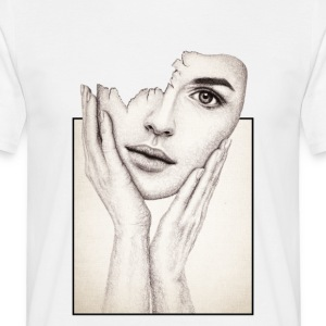 Broken Girl - Men's T-Shirt