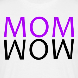 ++ ++ MOM WOW - T-shirt Homme