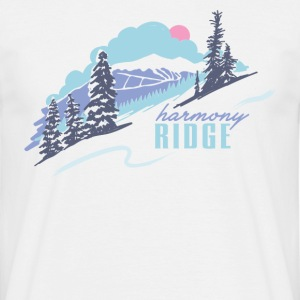 The Ridge - T-skjorte for menn