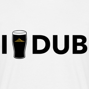 IDrinkDUB - Men's T-Shirt