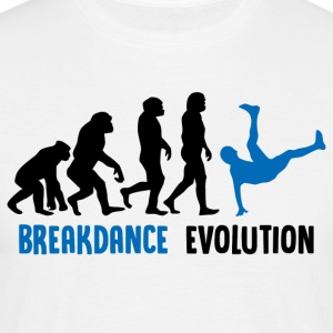 ++ ++ Breakdance Evolution - Maglietta da uomo