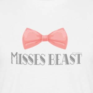 misses beast - Men's T-Shirt