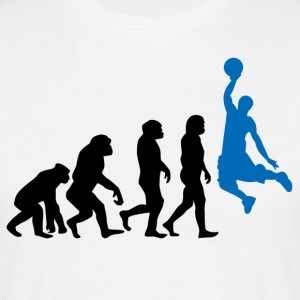 ++ Basketball Slam Dunk Evolution ++ - T-shirt Homme