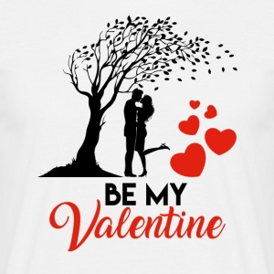 valentine - Men's T-Shirt