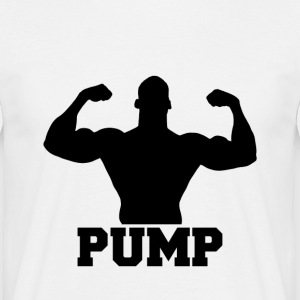 Pump it up - Männer T-Shirt
