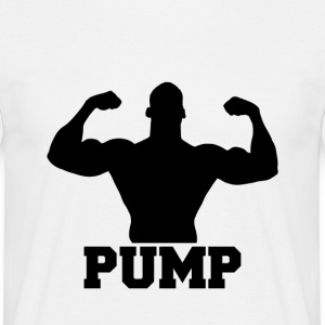 Pump it up - Men's T-Shirt