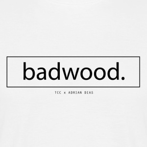 Badwood TCC Collection Printemps - T-shirt Homme