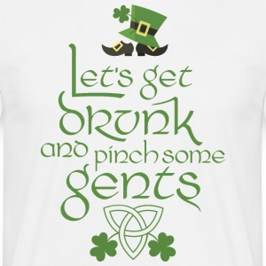 Stpatricks Lahe pincent gents - T-shirt Homme