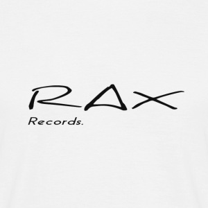 Rax Records merch. women - Men's T-Shirt