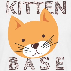 Kitten Cats Base - Mannen T-shirt