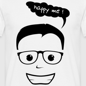 Happy me! - Men's T-Shirt