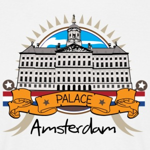 Palace Amsterdam - T-skjorte for menn