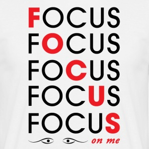 FOCUS - Men's T-Shirt