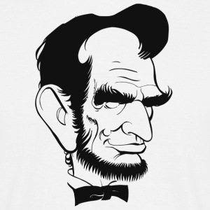 Abraham Lincoln US President Abe Lincoln - Men's T-Shirt
