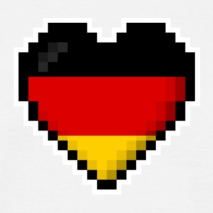 LOVE Germany - Männer T-Shirt