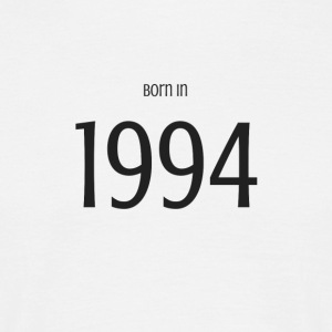 Born in 1994 - Men's T-Shirt