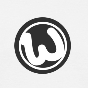 Wooshy Logo - T-skjorte for menn