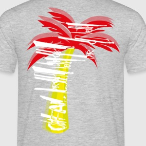 "OFAL DROP SUMMER 1 ""TAHITI BOB"" - Men's T-Shirt"