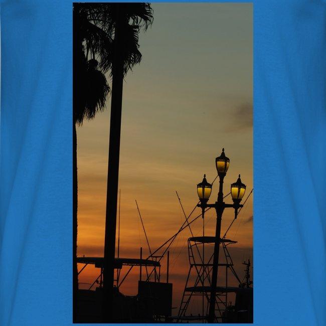 Aruba Oranjestad Harbour