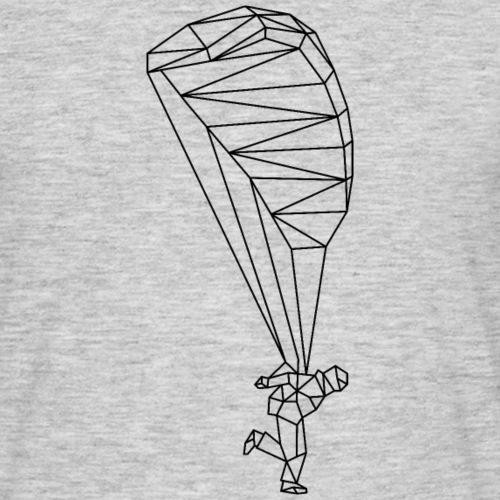 Speedflyer Fußstart Speedglider - Männer T-Shirt