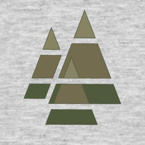 3Trees Logo - Männer T-Shirt