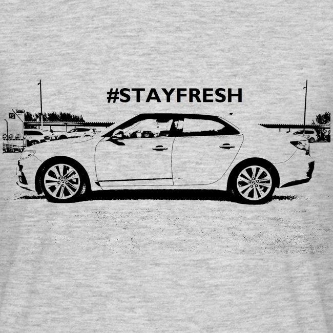 NG9-5 #STAYFRESH