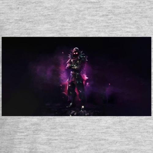 Raven Skin | realgamingzone - Männer T-Shirt
