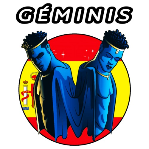 Géminis - Camiseta hombre