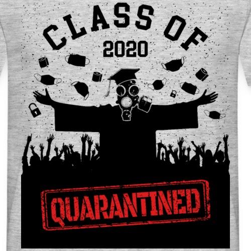 Schulabschluss 2020 in Quarantäne - Männer T-Shirt