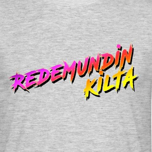 kiltapaita2018ekassi png - Miesten t-paita